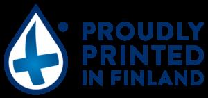Painettu Suomessa